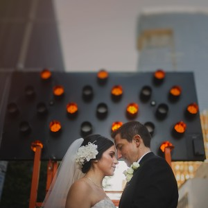 Giovanna + Charlie | Houston Downtown Wedding