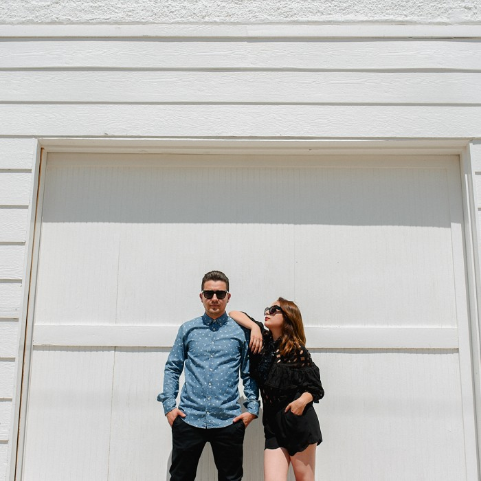Nabyl + Felipe || Marfa Fashion E-Session